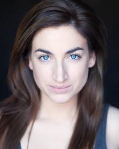Actress Philippa Carson